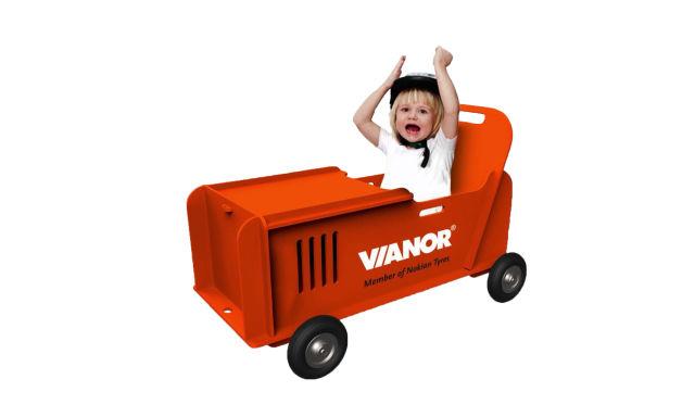 2-10 pris, Vianor lådbil