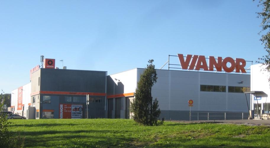 Vianor Tampere, Sarankulma