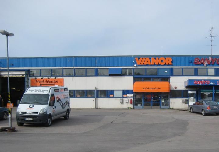 Vianor Helsinki, Malmi