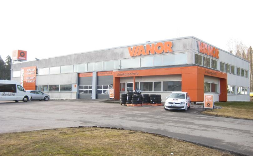 Vianor Järvenpää