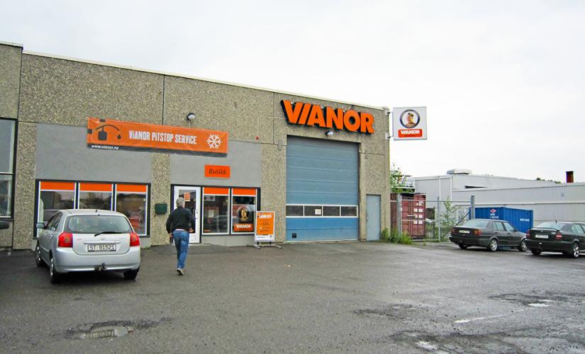 Vianor Hamar