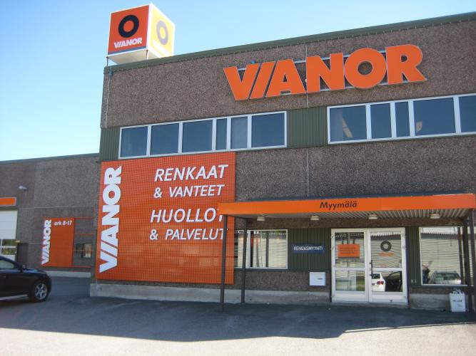 Vianor Turku, Oriketo