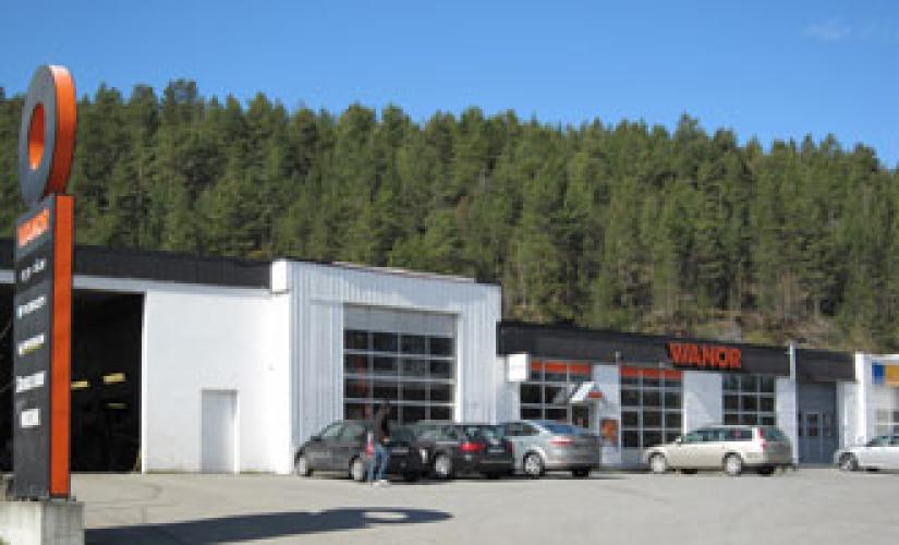 Vianor Kongsberg