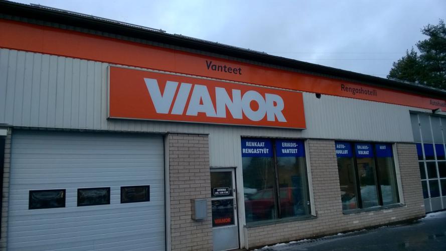 Vianor Uusikaupunki