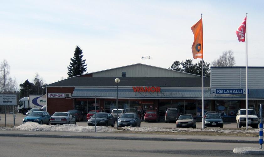 Vianor Haapajärvi