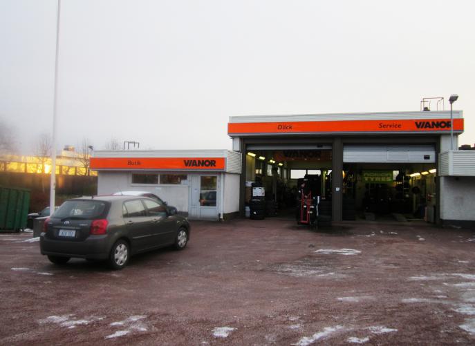 Vianor Mariehamn (Partner)