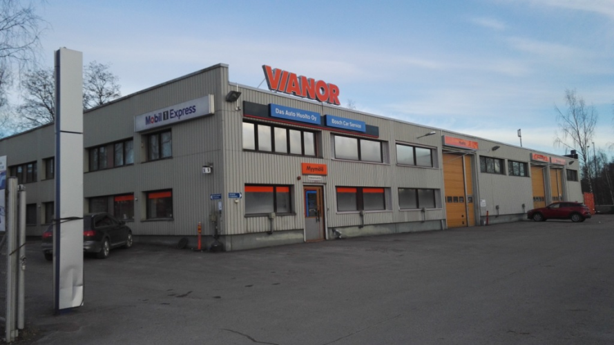 Vianor Espoo, Suomenoja (Partner)
