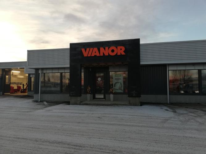 Vianor Keminmaa (Partner), henkilö- ja pakettiautot