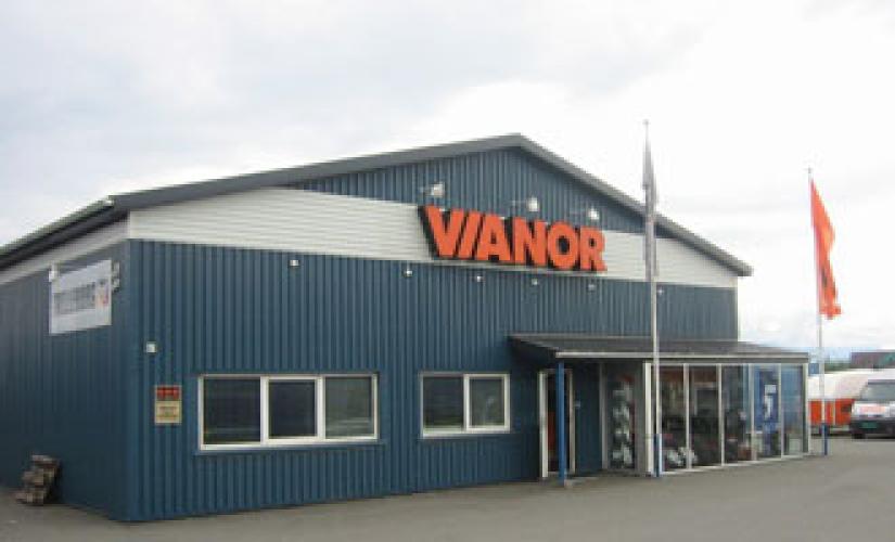 Vianor Harstad Dekkverksted