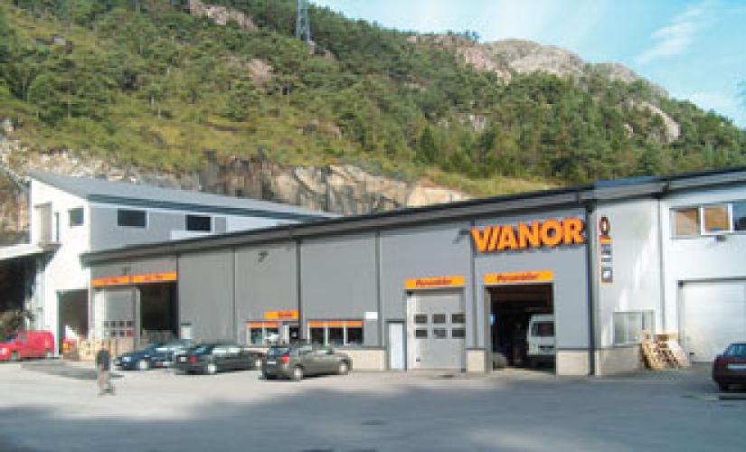 Vianor Bergen Loddefjord