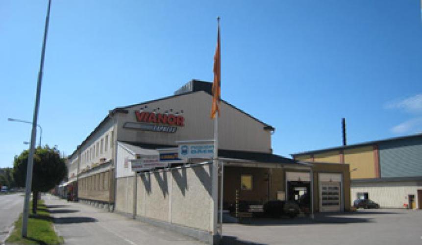 Vianor Norrköping, Lindövägen