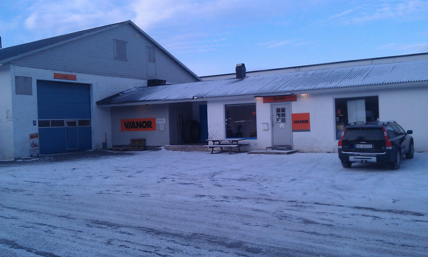Vianor Larvik