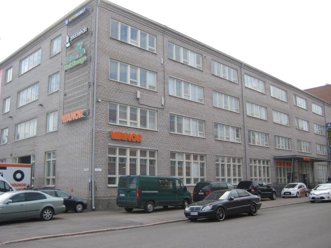 Vianor Helsinki, Lauttasaari