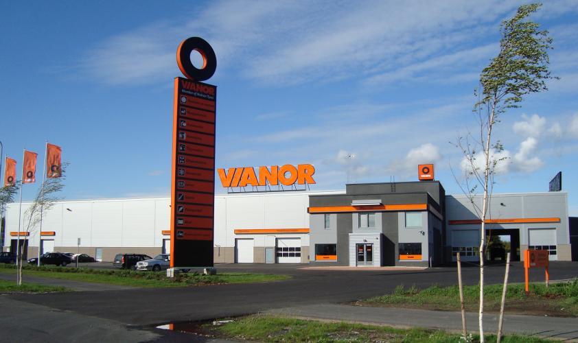 Vianor Oulu, Vasaraperä