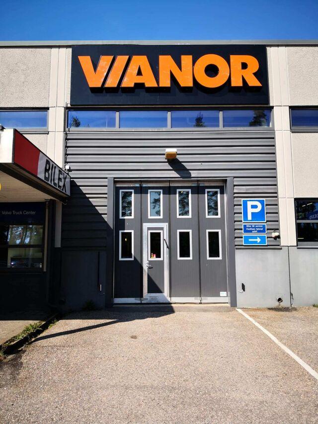 Vianor Tammisaari (Partner)