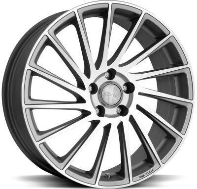 Brock B39 Ferric Grey Polish alumiinivanne