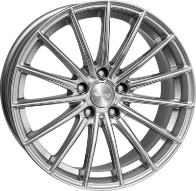 BROCK B36 Hyper Silver alumiinivanne