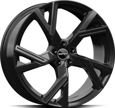 GMP Angel Glossy Black alumiinivanne