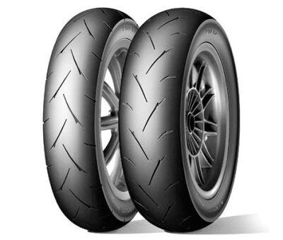 Dunlop TT93 GP skootterin rengas