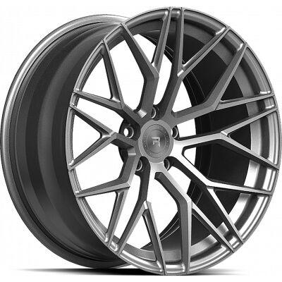 R-Series R9 Matte Graphite alumiinivanne