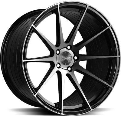 Vertini RF1.3 Tinted Black alumiinivanne