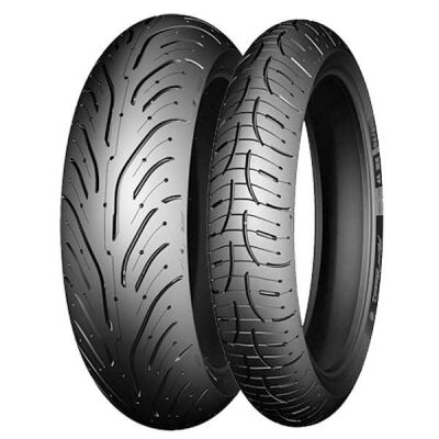 Michelin Pilot Road 4 GT moottoripyörän rengas