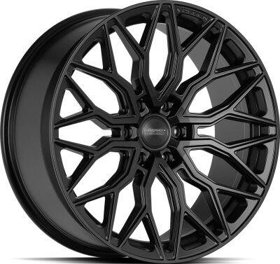 Vossen HF63 Satin Black alumiinivanne