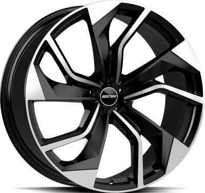 GMP Rebel Black Diamond alumiinivanne