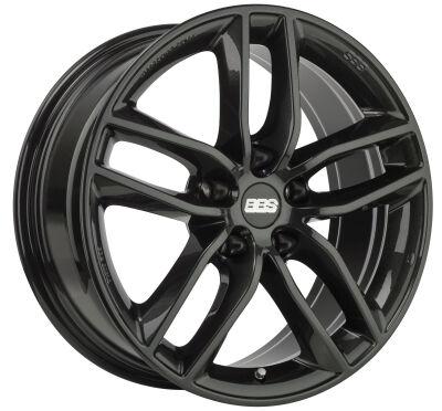 BBS SX Crystal Black alumiinivanne