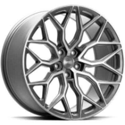 Vossen HF2 Tinted Matte Gunmetal alumiinivanne