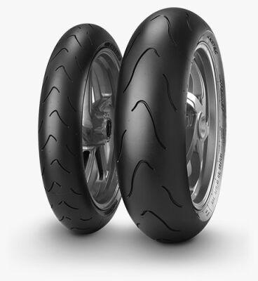 Metzeler Racetec K3 Interact moottoripyörän rengas
