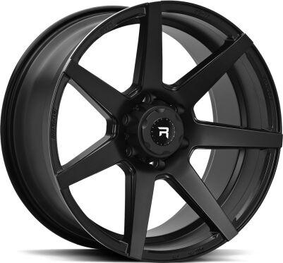 R-Series R11 Satin Black alumiinivanne