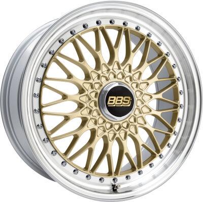 BBS Super RS Gold alumiinivanne