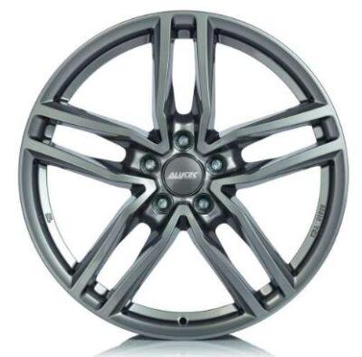 ALUTEC Ikenu Metal Grey alumiinivanne