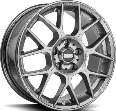 BBS XR platinum silver alumiinivanne