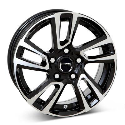 Image  Ride Black-Polished alumiinivanne