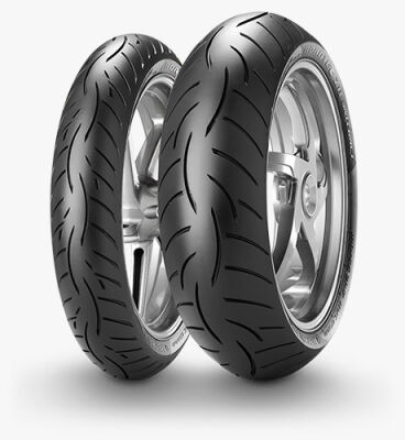 Metzeler Roadtec Z8 Interact moottoripyörän rengas
