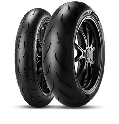 Pirelli Diablo Rosso Corsa moottoripyörän rengas