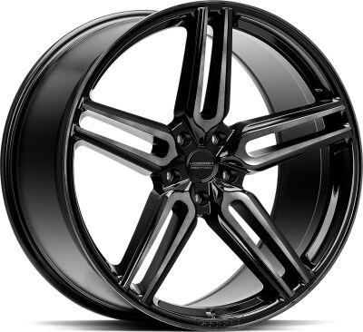 Vossen HF1 Tinted Gloss Black alumiinivanne