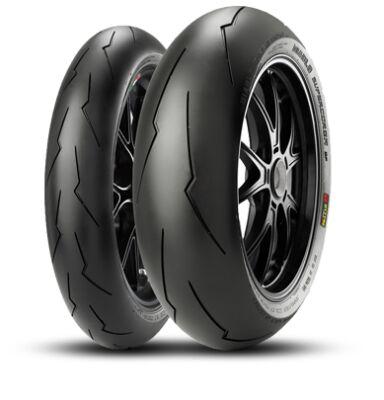 Pirelli Diablo Supercorsa SP moottoripyörän rengas