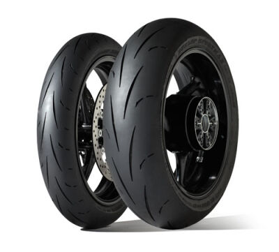 Dunlop GP Racer D211 moottoripyörän rengas