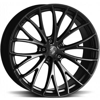 Etabeta Piuma Shiny Black alumiinivanne