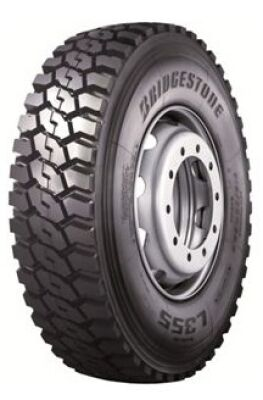 Bridgestone L355 Evo perävaunun rengas