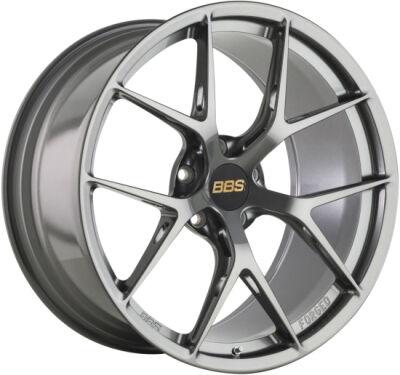 BBS FI-R Platinum Silver alumiinivanne