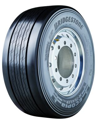 Bridgestone H Trailer 002 perävaunun rengas