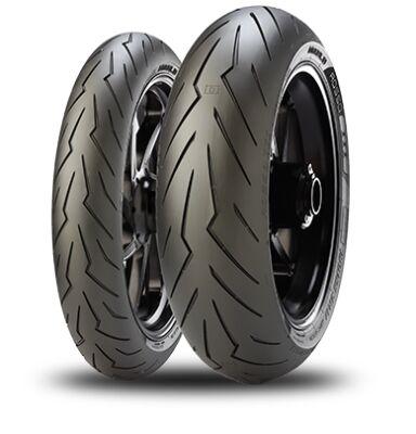 Pirelli Diablo Rosso III moottoripyörän rengas