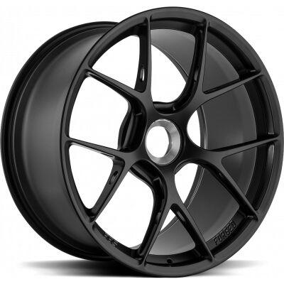 BBS FI-R-ZV Satin Black alumiinivanne