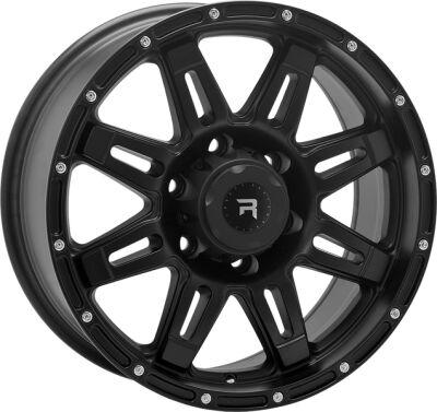 R-Series R5 Black alumiinivanne