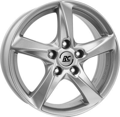 BROCK RC30 Crystal Silver alumiinivanne