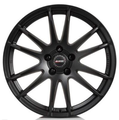 ALUTEC Monstr Racing Black alumiinivanne